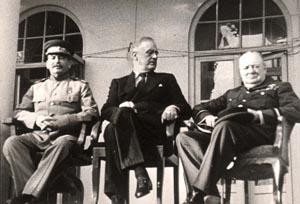 6 Juin 1944 .... Teheran1943