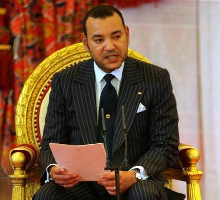 الملك محمد السادس يعلن عن الشروع في إصلاحات دستورية عميقة Mohammed-6-2