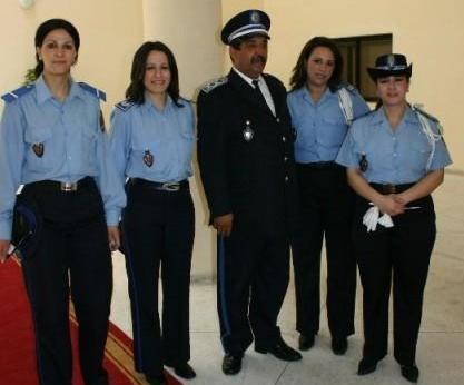 أزيد من ألف مغربية في أجهزة الأمن والشرطة  T_3629cdb8-3fb0-4039-a440-868ef7d91e6b