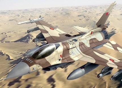 ‼المغرب يتسلّم أولى طائرات إف 16 في غشت المقبل‼ F16_morocco0457