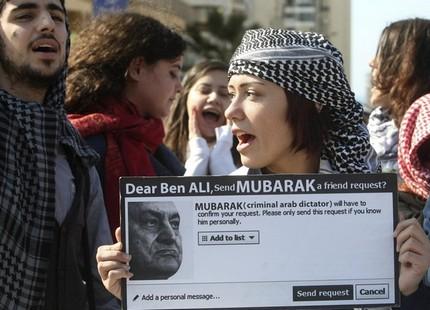 عرب 'الفايسبوك' يصلون 21.3 مليون مستخدم Facebbokarab_facebook