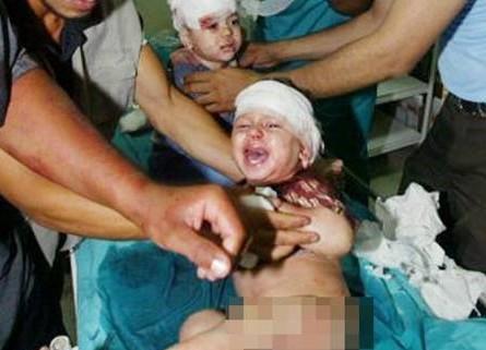 صحف إسبانية تعتذر عن 'خطأ' صورة أطفال غزة Gazachild25143