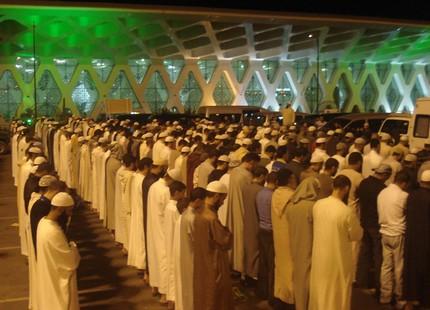 مطار مراكش المنارة Salafiamaghraoui
