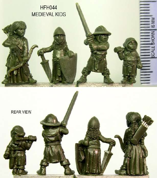 Good Dreg miniature suggestions Medieval-kids