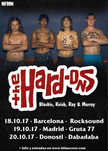 HARD-ONS - Página 5 Posterhardons