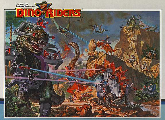 JOUETS DE NOTRE ENFANCE DinoRidersSeries2Picture