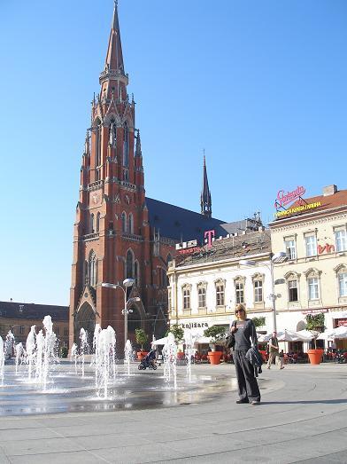 Lijepi gradovi: Osijek OSIJEK-katedrala