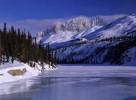 Snežne čarolije Schnee-landschaft-alaska_555