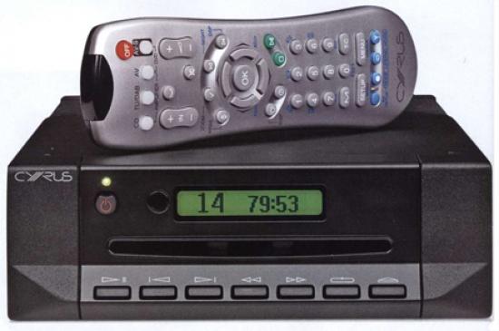 ¿Qué reproductor de CD  para acompañar a un Naim XS2? Cyrus_CD_8x_550