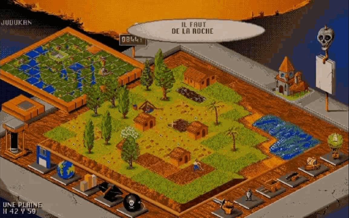Génésia ( Amiga/PC ) Genesia1993-2