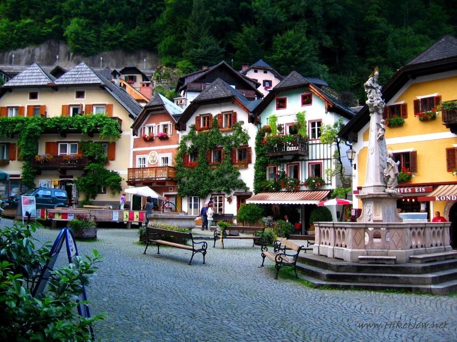Austrija Hallstatt