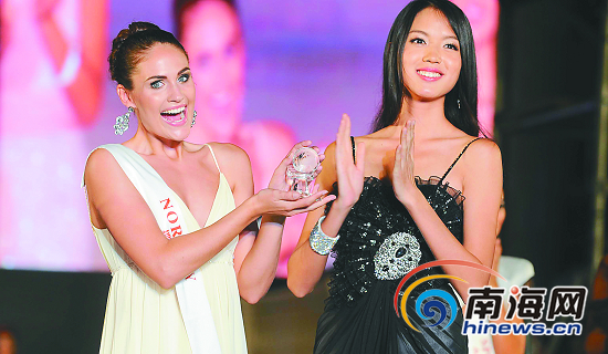 Zi Lin Zhang- MISS WORLD 2007 OFFICIAL THREAD (China) - Page 9 11031847_993239