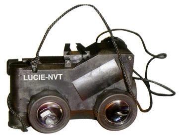 Lunettes vision nocturne Lucie-nvt