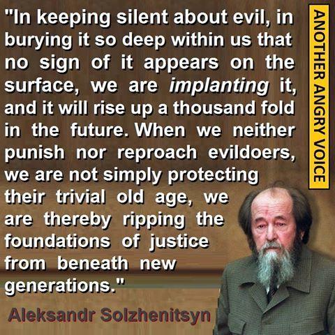 Đừng lấy dối trá làm lẽ sống - Aleksandr Solzhenitsyn 410c8aa51ed0deed14666a8ee4dd8fea