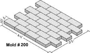 table Frostgrave / moule plâtre 200