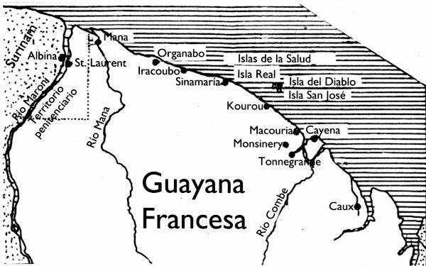 Historias - Página 4 Guayana