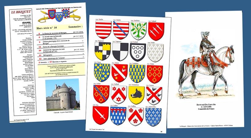 Personnages historiques de la guerre de succession de Bretagne. Hs16b
