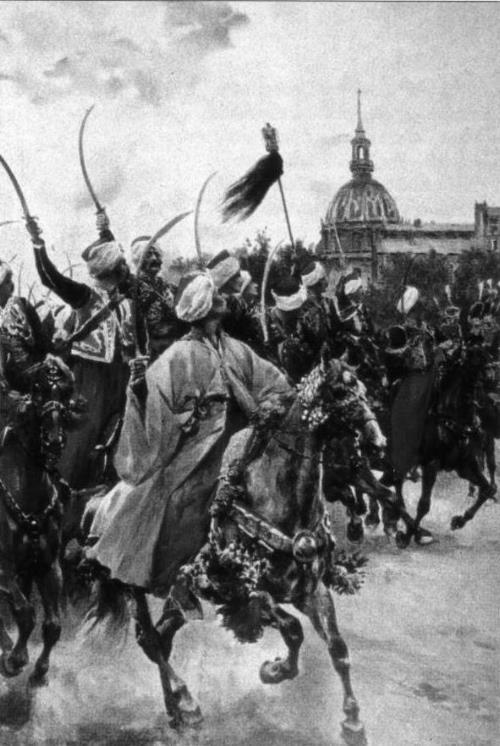Les campagnes napoléoniene .... Appel