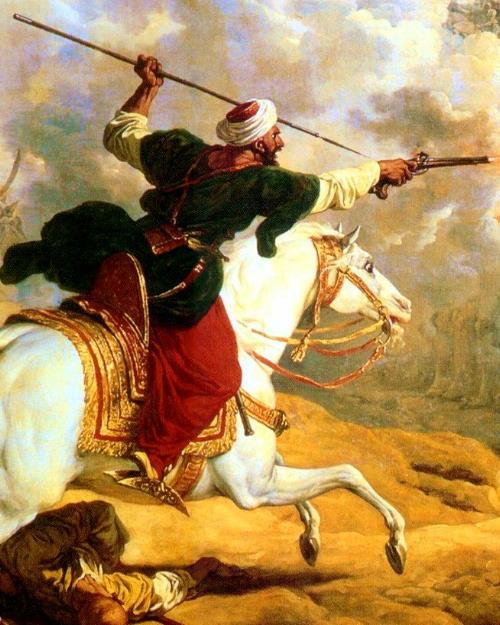 campagne d'Egypte. mort du général Dupuy Dupuy