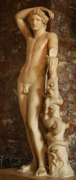 Corps masculins (pour les dames) 255px-Lycian_Apollo_Louvre_left