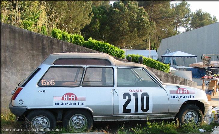 Abro un post restauracion Renault-5-6-ruedas