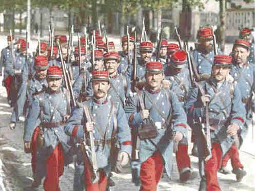 guerra - Centenario de la Primera Guerra Mundial Inicio05