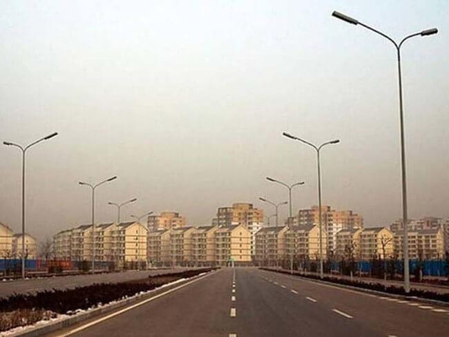 La ciudad abandonada más grande del planeta China-abandonada