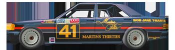 1987 Bathurst 1000 : Entry List TCL86h41