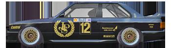 1987 Bathurst 1000 : Entry List TCL87a12