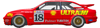 1987 Bathurst 1000 : Entry List TCL87a18