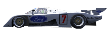 Starting Grid for Round 2 WEC1982_Ford7