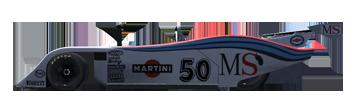 Starting Grid for Round 2 WEC1982_Martini50
