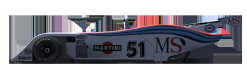 Starting Grid for Round 2 WEC1982_Martini51