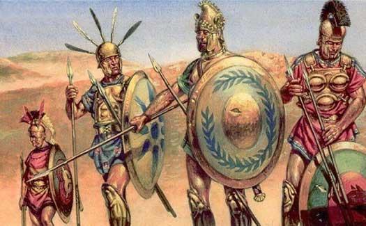 Uchronies romaines. Samnite_Numerius01_full