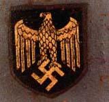 Немецкие стальные шлемы 1919-1934г Kriegsmarine_3_gold