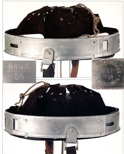 Немецкие стальные шлемы 1919-1934г Liner_m%20_31