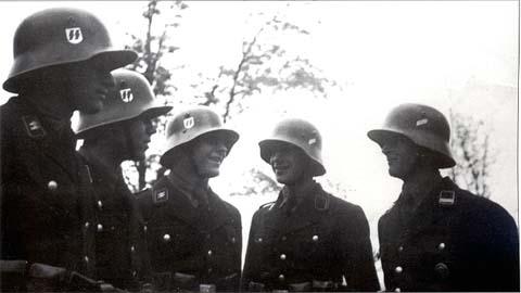 Немецкие стальные шлемы 1919-1934г Lssah_m18