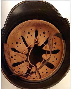 Немецкие стальные шлемы 1919-1934г M32_82