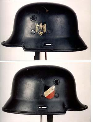 Немецкие стальные шлемы 1919-1934г M32_84