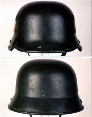Немецкие стальные шлемы 1919-1934г M32_85