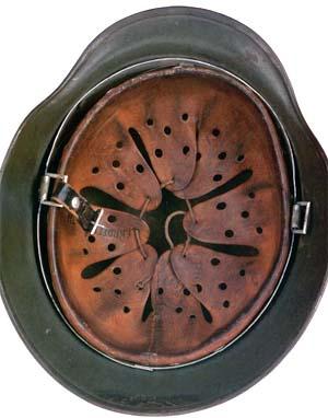 Немецкие стальные шлемы М35 M35_liner_m31_2
