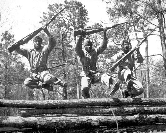 les soldats afro-américains 179