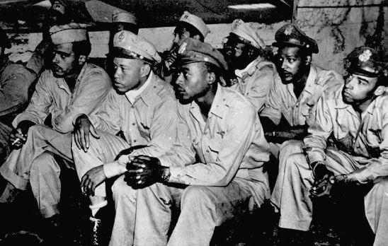 les soldats afro-américains 49
