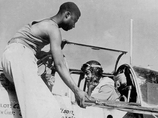 les soldats afro-américains 60