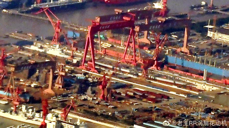 Portaaviones  Chinos  Noticias,comentarios,fotos,videos.  - Página 4 China-Type-003-Aircraft-Carrier-Update-20201205