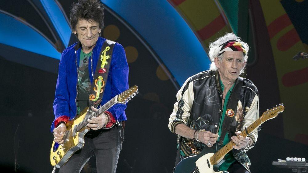 Χιλιάδες Κουβανοί χόρεψαν στους ρυθμούς των Rolling Stones στη συναυλία που έδωσε το θρυλικό ροκ συγκρότημα στην Αβάνα. Rolling.stones.cuba_.6