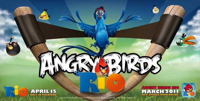تحميل لعبة   1.1.0 angry birds RIO  للكمبيوتر  Angry-Birds-Rio