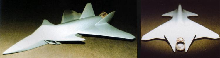5th gen light mulltirole fighter/Mikoyan LMFS - Page 12 Yakovlev_MFI_2
