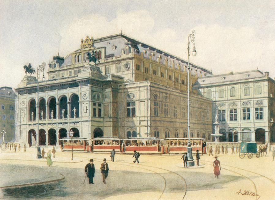 Pinturas realizadas por Adolf Hitler Building4