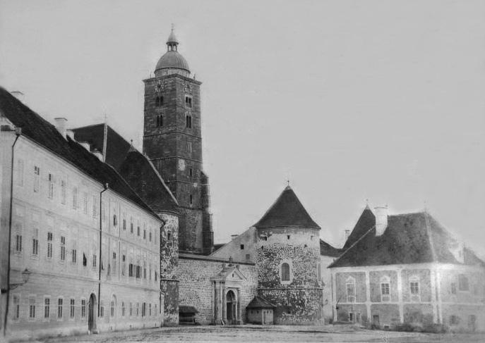 Povijest grada Zagreba - Page 2 10_Kaptol_1862